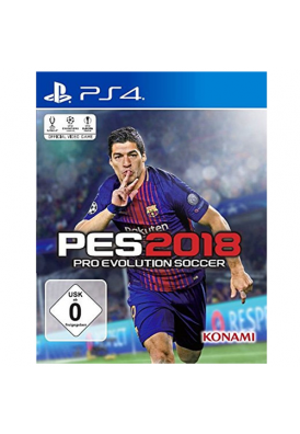 Original PS4 - Sony Playstation 4 Spiel PES 2018