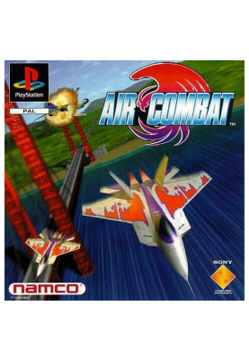 Air Combat Spiel Fun Videogame Playstation 1