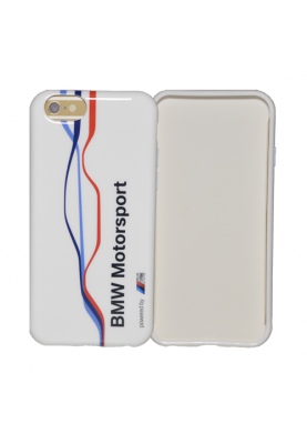 BMW - TPU Cover - Softcase für  Apple iPhone 6 / 6S