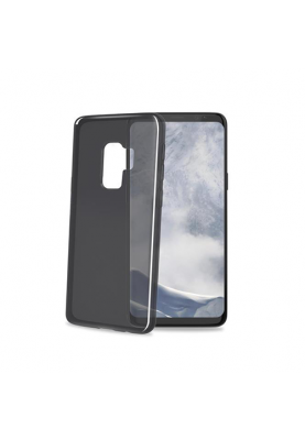 CELLY Gelskin Cover Schutzhülle Samsung Galaxy S9+ black