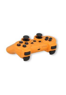 Game Controller Doubleshock III Wireless Pad für PS3 Orange