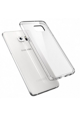 High Quality Transparent Silicone Case Schutz Hülle Galaxy S7 Edge