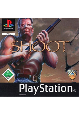 Shoot Spiel Fun Videogame Sony Playstation 1